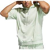 adidas Men's Summer Legend Short Sleeve Hoodie