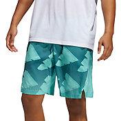 adidas Men's Axis 21 All Over Print Woven Shorts