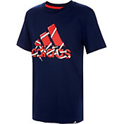 adidas Little Boys' Americana T-Shirt