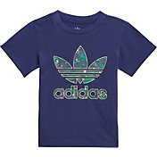 adidas Infants' Allover Print Pack Camo Print SST Top