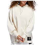 adidas Women's French Terry Cinch Pullover Hoodie