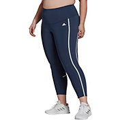adidas Women's Designed To Move Plus Size 7/8 Tights