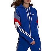 adidas Women's Sportswear Colorblock Full Zip