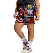 adidas Women's Egle Basketball Plus Size Short