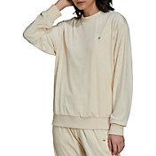 adidas Women's Original Velvet Sweatshirt