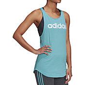 adidas Women's Loose Logo Tank Top