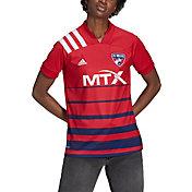 adidas Women's FC Dallas '20-'21 Primary Replica Jersey