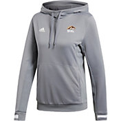 adidas Women's Western Michigan Broncos Grey Hoodie