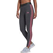adidas Women's Essentials 3-Stripes Leggings