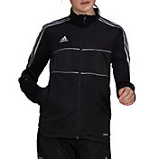 adidas Women's Badge of Sport Tiro Reflective Jacket
