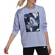 adidas Women's Zoe Saldana Sweatshirt