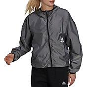 adidas Women's Zoe Saldana Windbreaker Jacket