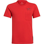 adidas Youth Manchester United T-Shirt