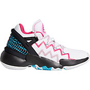 adidas Kids' Grade School D.O.N. Issue #2 Basketball Shoes
