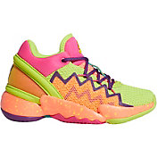 adidas Kids' Preschool D.O.N. Issue #2 Basketball Shoes