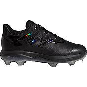adidas Kids' adizero Afterburner 8 TPU Baseball Cleats