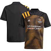 adidas Youth Houston Dynamo '20-'21 Secondary Replica Jersey