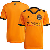 adidas Youth Houston Dynamo '21-'22 Primary Replica Jersey