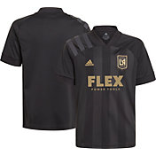 adidas Youth Los Angeles FC '20-'21 Primary Replica Jersey