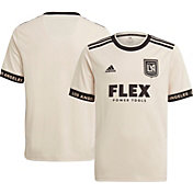 adidas Youth Los Angeles FC '21-'22 Secondary Replica Jersey