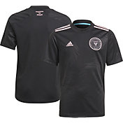 adidas Youth Inter Miami CF '21-'22 Secondary Replica Jersey