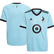 adidas Youth Minnesota United FC '21-'22 Secondary Replica Jersey