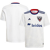 adidas Youth D.C. United '21-'22 Secondary Replica Jersey