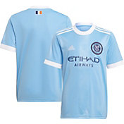 adidas Youth New York City FC '21-'22 Primary Replica Jersey
