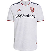 adidas Youth Real Salt Lake '21-'22 Secondary Replica Jersey