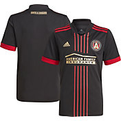 adidas Youth Atlanta United '21-'22 Primary Replica Jersey