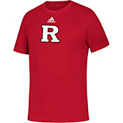 adidas Youth Rutgers Scarlet Knights Scarlet Amplifier T-Shirt