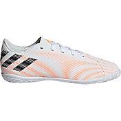 adidas Kids' Nemeziz .4 Indoor Soccer Shoes