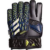 adidas Predator Fingersave Junior Soccer Goalkeeper Gloves
