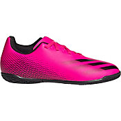 adidas Kids' X Ghosted.4 Indoor Soccer Shoes