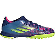 adidas Kids' X Speedflow.3 Messi Turf Soccer Cleats
