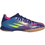 adidas Kids' X Speedflow.3 Messi Indoor Soccer Shoes