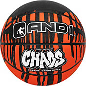 AND1 Chaos Drip Official Basketball (29.5'')