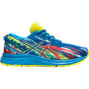 Asics Kids' Grade School Gel-Noosa Tie-Dye Running Shoes