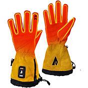 ActionHeat Men's 7V Rugged Leather Heated Work Gloves