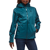 Black Diamond Women's Treeline Rain Shell Jacket
