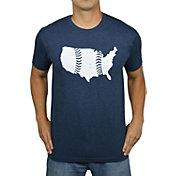 Baseballism Men's United Seams T-Shirt