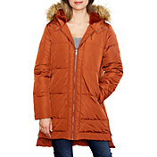 Be Boundless Women's Soft Touch Wide Quilted Parka
