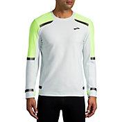 Brooks Men's Run Visible Carbonite Long Sleeve Shirt