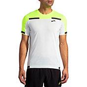 Brooks Men's Run Visible Carbonite Short Sleeve T-Shirt