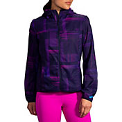 Brooks Women's Canopy Full-Zip Jacket