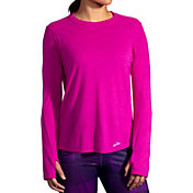 Brooks Sports Women's Distance Long Sleeve Shirt