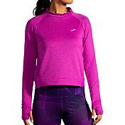 Brooks Women's Notch Thermal Long-Sleeve Shirt