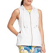CALIA by Carrie Underwood Women's Woven Vest