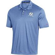 Champion Men's North Carolina Tar Heels Carolina Blue Performance Polo