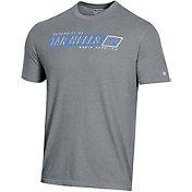 Champion Men's North Carolina Tar Heels Grey T-Shirt